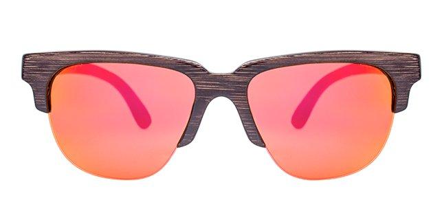 Sara Sota - Houten zonnebrillen