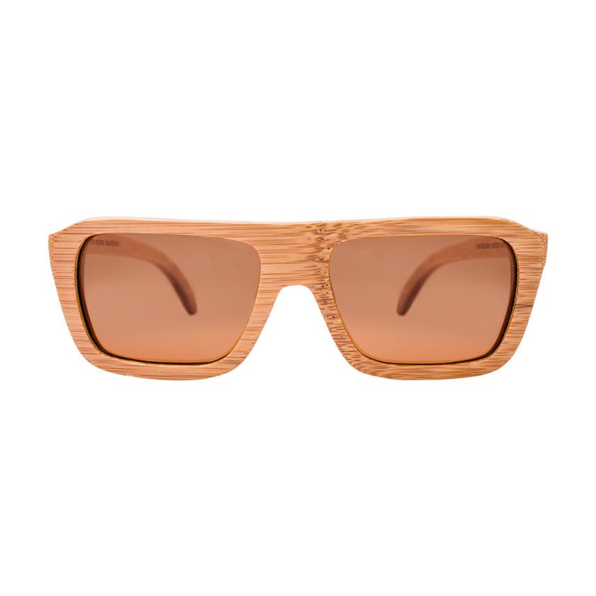 Michigan Houten zonnebril