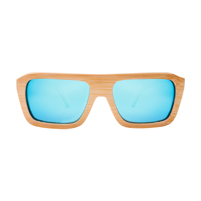 Valencia houten zonnebrillen